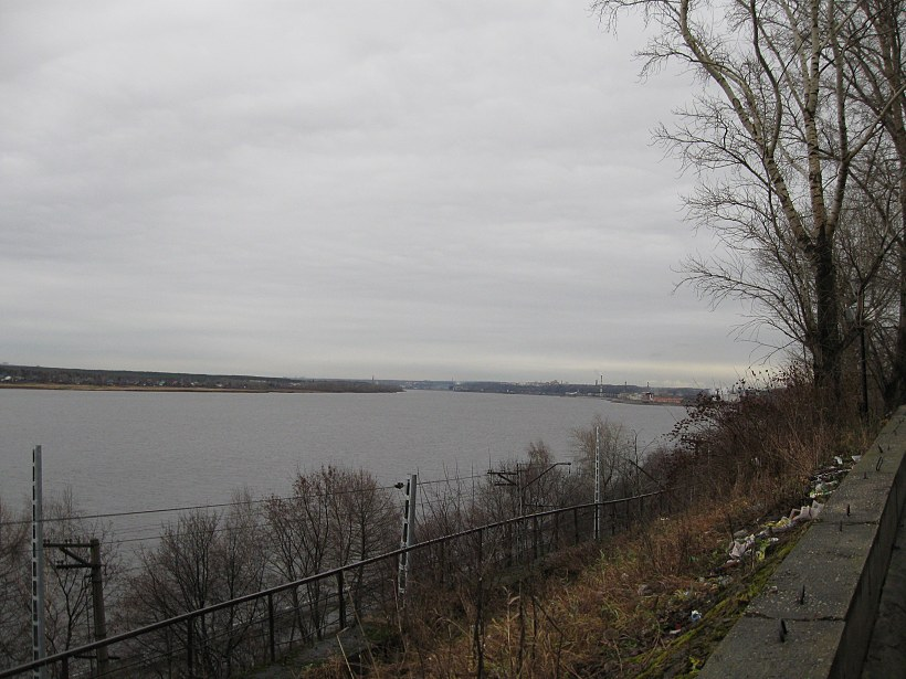 Пермь: 60 км вдоль Камы. Фото Анатолия Маринина