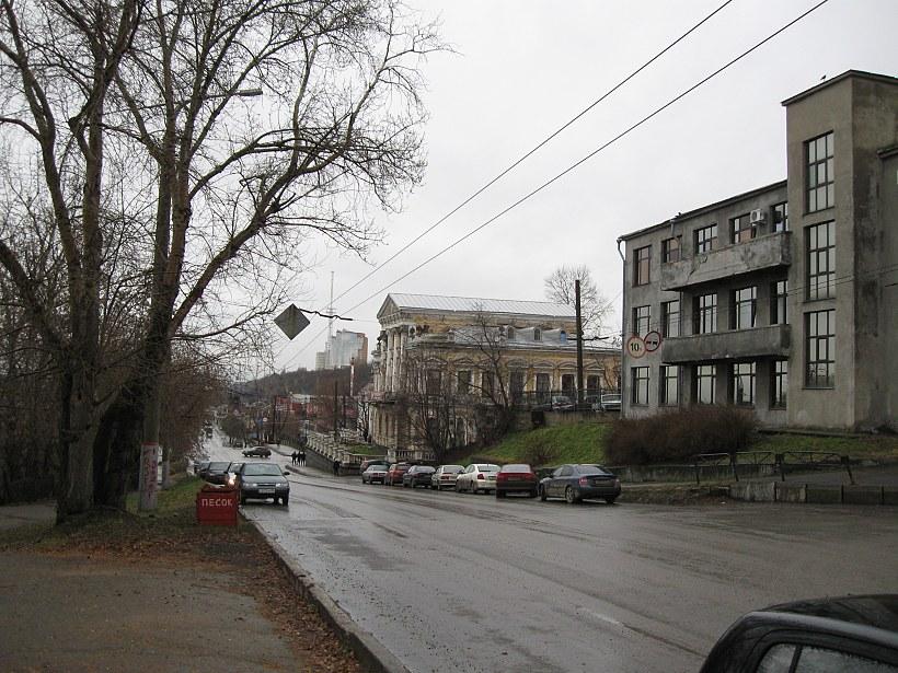 Улица Орджоникидзе. Фото Анатолия Маринина