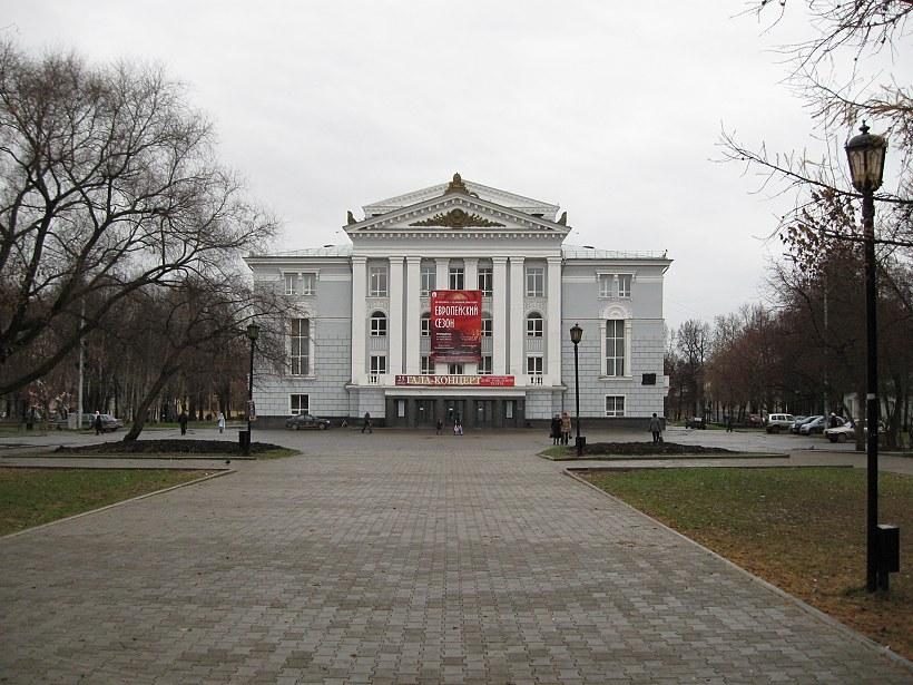 Пермский оперный театр. Фото Анатолия Маринина