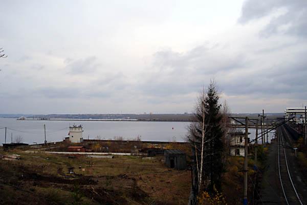 Куда заканчивается Кама или Пермский Энергетический Шлюз (полный отчет). Плотина. северо-восток
