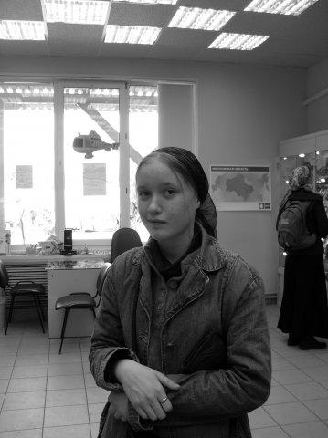 Марфа Скубенко (кто фотограф - не знаю)