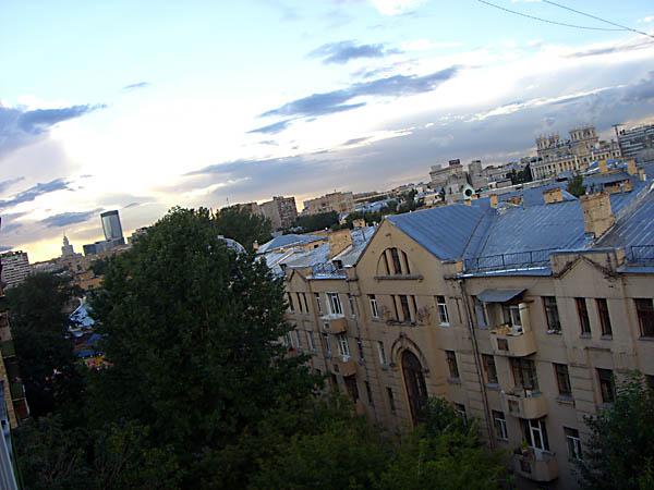 Москва. Белорусский вокзал