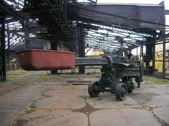 Машина, направляющая фтопку