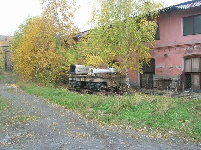 Обратный поезд из ниоткуда в никуда