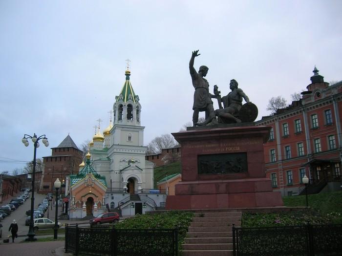 Город осени и православного декаданса